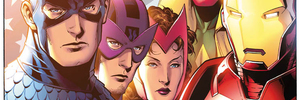 Your First Look at the AVENGERS #44 FINAL ISSUE VARIANT!