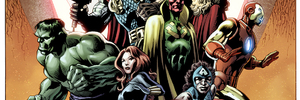 ULTRON FOREVER Beings Here! Your New Look at AVENGERS: ULTRON FOREVER #1