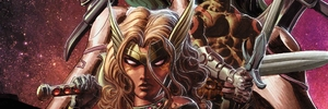 GUARDIANS OF KNOWHERE #1 Takes the WARZONES! To Battleworld's Moon This June!