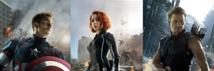 Avengers cast to appear on Kimmel and GMA